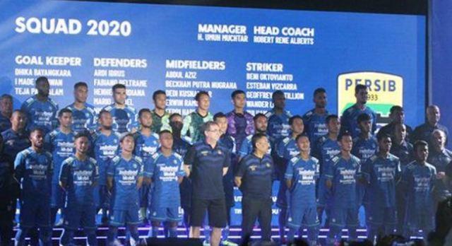 Tim Persib Bandung 2020