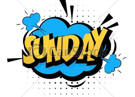 Sundah Minggu Ahad