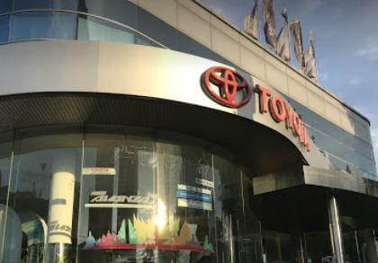 Dealer Toyota Pondok Indah Astrido