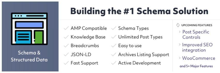 plugin seo Schema & Structured Data for WP & AMP