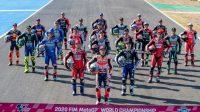 Pebalap MotoGP 2020