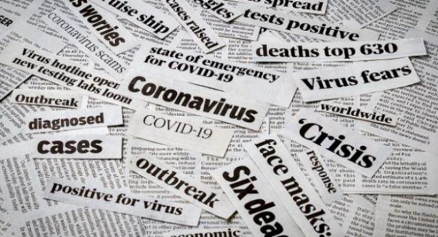 Dampak Corona terhadap Industri Media (The Statesman)
