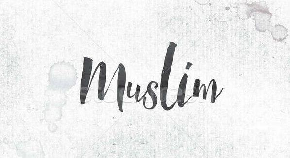 penulisan kata muslim