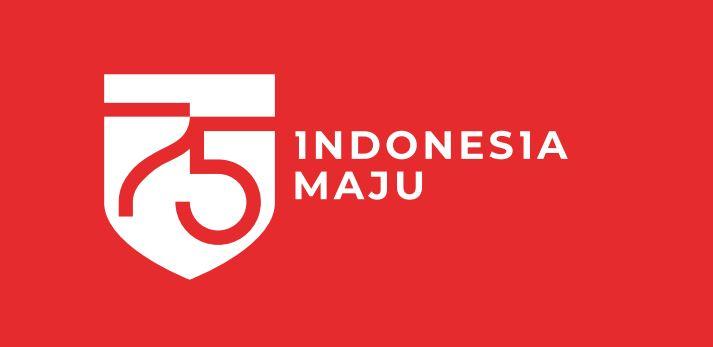 Logo HUT ke-75 Kemerdekaan RI 2020