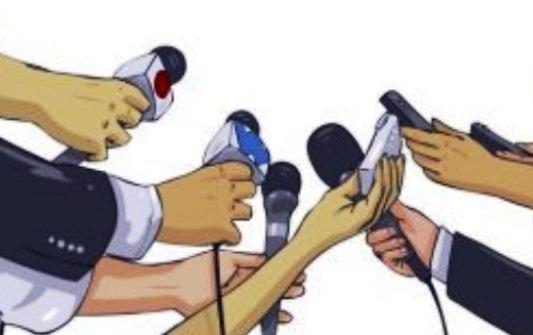 menjadi wartawan