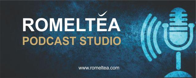 Romeltea Podcast Studio