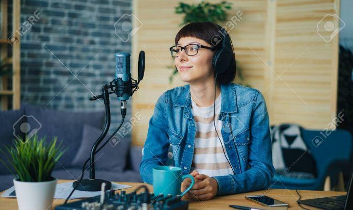Podcast Humas Pemasaran