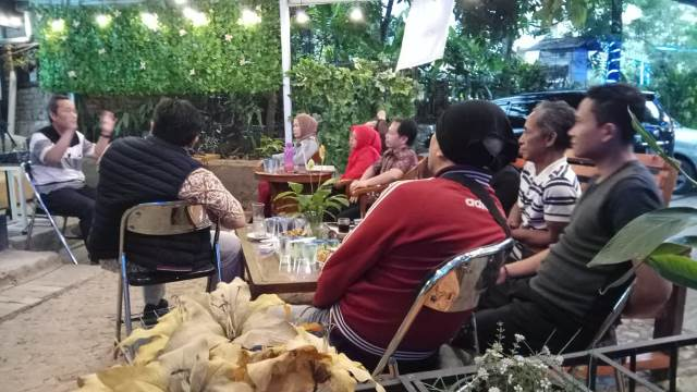 Pelatihan Siaran Radio Penyiar RKSB Maja FM Bandung