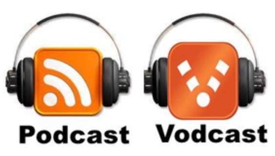 podcast vs vodcast