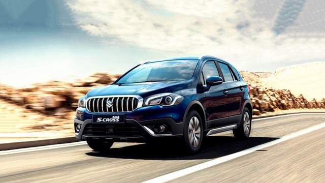 Review dan Harga New Suzuki SX4 S Cross