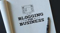 blogging bisnis